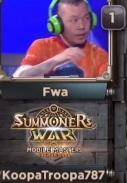 Fwd_ [Mobile Esports] Summoners War World Championship - Thumbnail