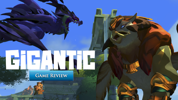 Gigantic Review Header