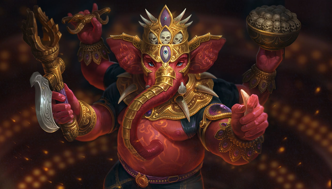 SMITE Patch 4.17 Thoughts