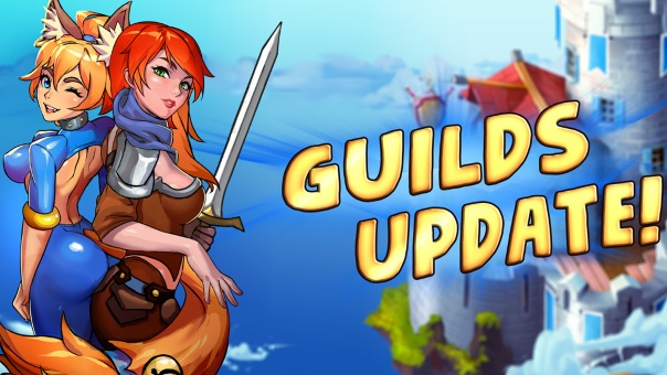 Mighty Party Guilds Update - News Main Image