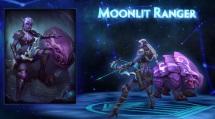 SMITE - New Skin for Artemis - Moonlit Ranger - Video Thumbnail