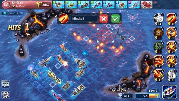 SailCraft live - Main Image