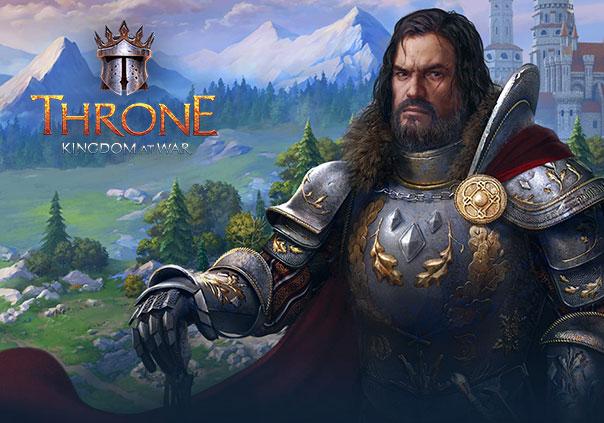 Throne Kingdom at War Game Profile Banner