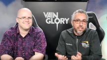 Vainglory 5v5 Ciderhelm Interview Video Thumbnail