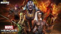 Marvel Heroes Omega - Age of Apocalypse Event - Thumbnail