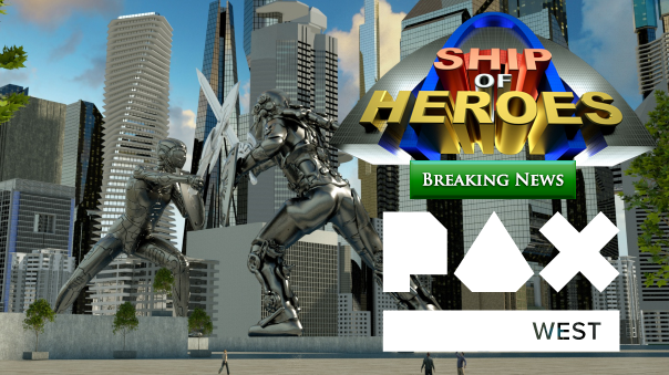 PAX West 2017: Ship of Heroes Talk with Casey McGeever Header