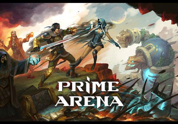 Prime Arena Game Profile Banner