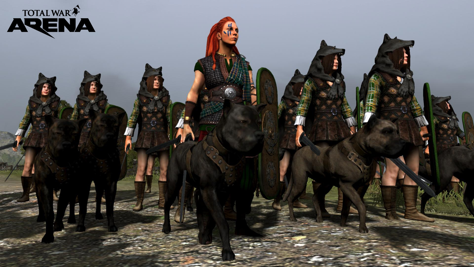 Total War Arena PAX Preview Boudica War Dogs