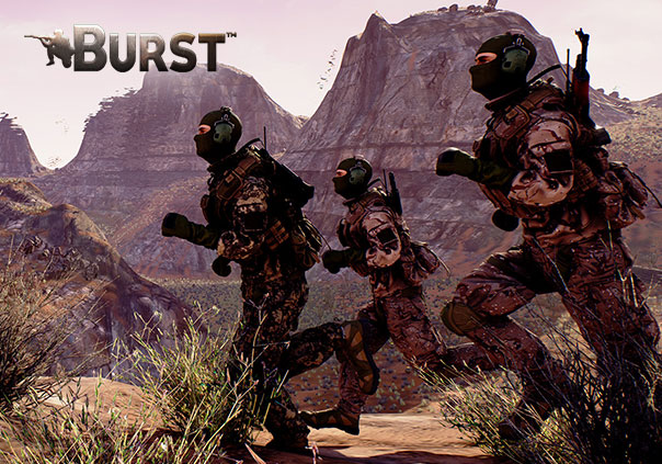 Burst Game Profile Banner