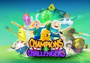 Adventure Time Game Profile Image
