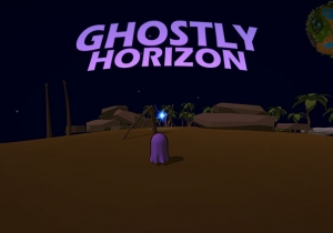 Ghostly Horizon Game Profile Banner