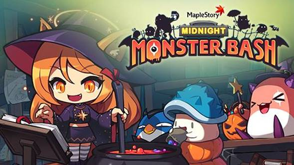 Maple Story Halloween News