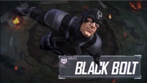 Playable Black Bolt Gives Marvel Heroes Omega Something to Shout About! - thumb