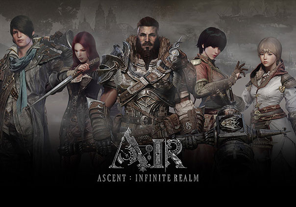 Ascent: Infinite Realm Main Image