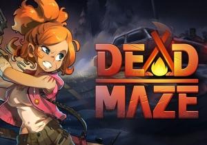Dead Maze Game Profile Banner