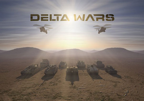 Delta Wars Game Profile Banner