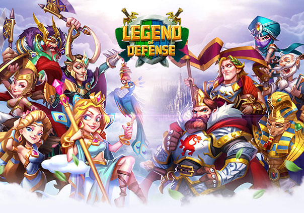Legend of Defense Main Image