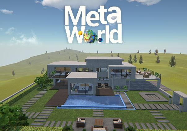 MetaWorld Game Profile Banner