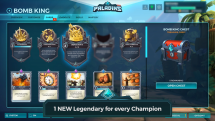 Paladins Dev Update Cards OB64 Thumbnail