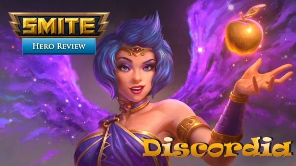SMITE Discordia God Review Header