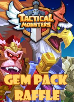 Tactical Monsters Raffle Column
