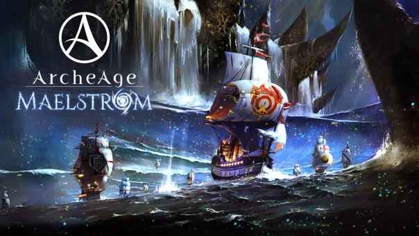 ArcheAge 4.0 - Maelstrom - Press Preview - Main Image