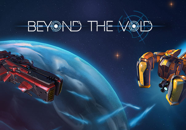 Beyond the Void Game Profile Banner