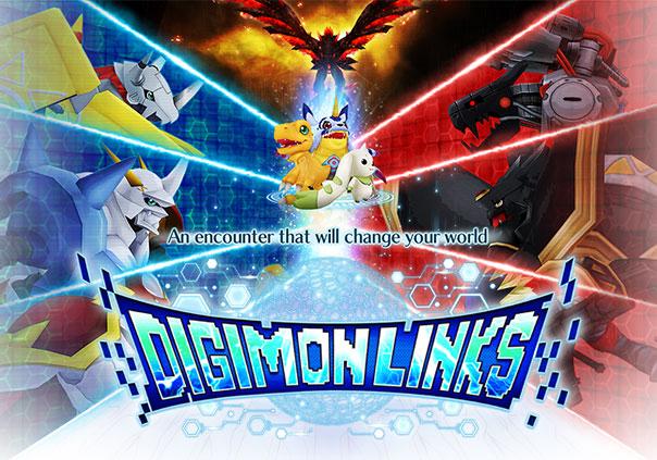 Digimon Links Main Image