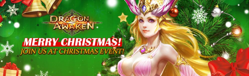 Dragon Awaken Christmas Giveaway Wide Banner