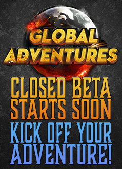 Global Adventures Closed Beta Key Column