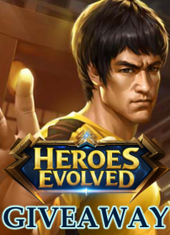 Heroes Evolved Dec17 Giveaway Column