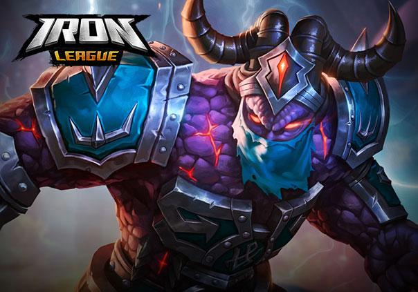 Iron League Main Image