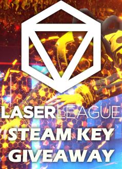 Laser League Steam Key Giveaway Column