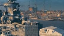 Port Hamburg - World of Warships - Thumbnail