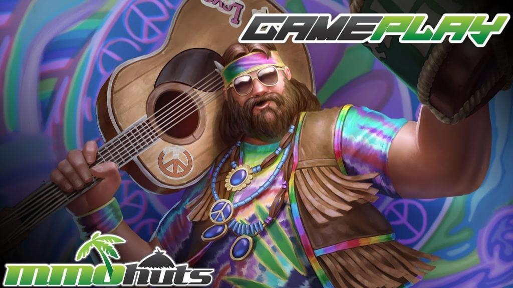 SMITE Gameplay Damage Bacchus Dunks Thumbnail
