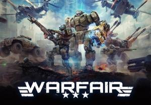 Warfair Game Profile Banner