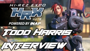 HRX 2018 Todd Harris Interview Thumbnail