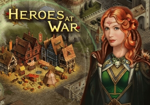Heroes at War Game Image