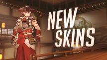 Overwatch January 2018 Cosmetics Thumbnail