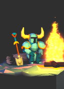 Super Senso - Shovel Knight - Thumbnail