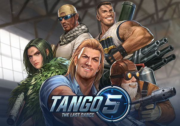 Tango 5: The Last Dance Game Image