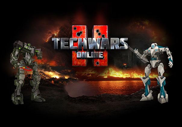 Techwars Online 2 Game Profile Banner