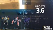 War Robots update 3.6 — on Google Play! - thumbnail