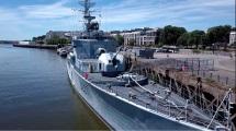 French Destroyer Maillé-Brézé Trailer - thumbnail