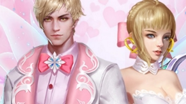 League of Angels 2 Valentines